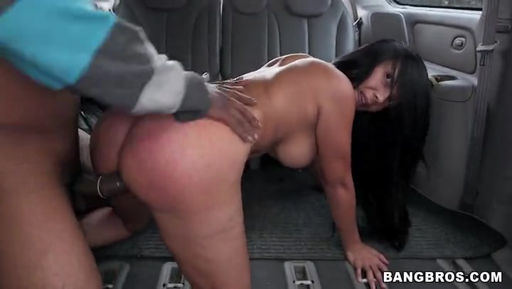 Sexy Latina Big Ass Anal
