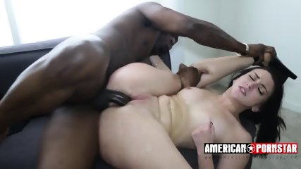 Mandy muse gets fucked in the ass Big Ass Brunette Mandy Muse Gets Anal Fucked By Big Black Dick